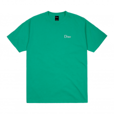 <img class='new_mark_img1' src='https://img.shop-pro.jp/img/new/icons5.gif' style='border:none;display:inline;margin:0px;padding:0px;width:auto;' />DIME CLASSIC LOGO EMBROIDERED T-SHIRT - EMERALD