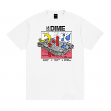 <img class='new_mark_img1' src='https://img.shop-pro.jp/img/new/icons5.gif' style='border:none;display:inline;margin:0px;padding:0px;width:auto;' />DIMEX T-SHIRT - WHITE