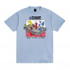 <img class='new_mark_img1' src='https://img.shop-pro.jp/img/new/icons5.gif' style='border:none;display:inline;margin:0px;padding:0px;width:auto;' />DIMEX T-SHIRT - LIGHT BLUE