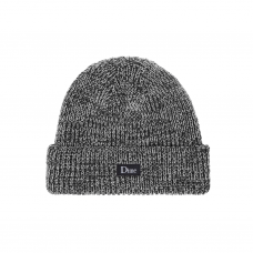 <img class='new_mark_img1' src='https://img.shop-pro.jp/img/new/icons5.gif' style='border:none;display:inline;margin:0px;padding:0px;width:auto;' />DIME MARLED BEANIE - BLACK
