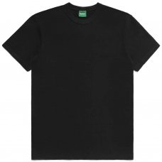 CARROTS ONE POINT KNIT TEE - BLACK