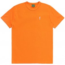 CARROTS ONE POINT KNIT TEE - ORANGE