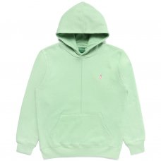 <img class='new_mark_img1' src='https://img.shop-pro.jp/img/new/icons20.gif' style='border:none;display:inline;margin:0px;padding:0px;width:auto;' />SIGNATURE CARROT PATCH HOODIE - SAGE GREEN