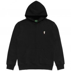 <img class='new_mark_img1' src='https://img.shop-pro.jp/img/new/icons20.gif' style='border:none;display:inline;margin:0px;padding:0px;width:auto;' />SIGNATURE CARROT PATCH HOODIE - BLACK