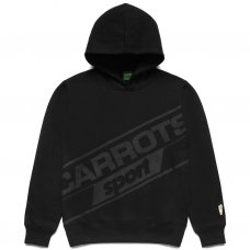 <img class='new_mark_img1' src='https://img.shop-pro.jp/img/new/icons20.gif' style='border:none;display:inline;margin:0px;padding:0px;width:auto;' />CARROT SPORT HOODIE - BLACK