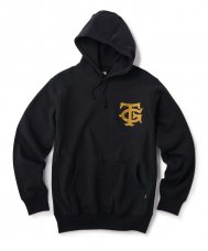 <img class='new_mark_img1' src='https://img.shop-pro.jp/img/new/icons5.gif' style='border:none;display:inline;margin:0px;padding:0px;width:auto;' />FTC × TG EMBROIDERY LOGO HOODY  - BLACK