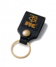 <img class='new_mark_img1' src='https://img.shop-pro.jp/img/new/icons5.gif' style='border:none;display:inline;margin:0px;padding:0px;width:auto;' />FTC × TG LEATHER KEYHOLDER  - BLACK