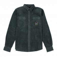 <img class='new_mark_img1' src='https://img.shop-pro.jp/img/new/icons47.gif' style='border:none;display:inline;margin:0px;padding:0px;width:auto;' />WOODSIDE CORDUROY OVERSHIRT - MOSS