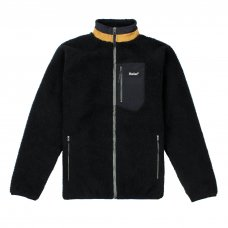 <img class='new_mark_img1' src='https://img.shop-pro.jp/img/new/icons5.gif' style='border:none;display:inline;margin:0px;padding:0px;width:auto;' />ARCTIC ZIP FLEECE - BLACK