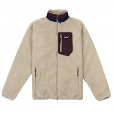 <img class='new_mark_img1' src='https://img.shop-pro.jp/img/new/icons5.gif' style='border:none;display:inline;margin:0px;padding:0px;width:auto;' />ARCTIC ZIP FLEECE - CAMEL/MAROON