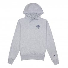 <img class='new_mark_img1' src='https://img.shop-pro.jp/img/new/icons5.gif' style='border:none;display:inline;margin:0px;padding:0px;width:auto;' />QUEENS REVERSE WEAVE CHAMPION HOODY - ASH