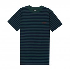 <img class='new_mark_img1' src='https://img.shop-pro.jp/img/new/icons5.gif' style='border:none;display:inline;margin:0px;padding:0px;width:auto;' />NEWPORT STRIPED TEE - HUNTER/NAVY