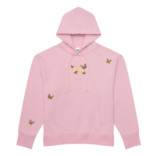 <img class='new_mark_img1' src='https://img.shop-pro.jp/img/new/icons47.gif' style='border:none;display:inline;margin:0px;padding:0px;width:auto;' />PINK BUTTERFLY SWEATSHIRT