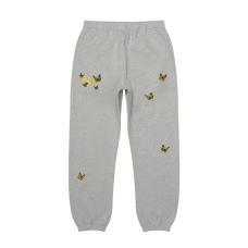 <img class='new_mark_img1' src='https://img.shop-pro.jp/img/new/icons47.gif' style='border:none;display:inline;margin:0px;padding:0px;width:auto;' />GREY BUTTERFLY SWEATPANT