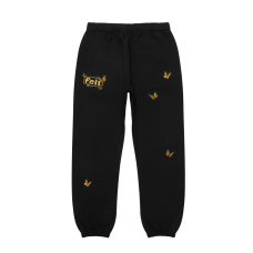 <img class='new_mark_img1' src='https://img.shop-pro.jp/img/new/icons47.gif' style='border:none;display:inline;margin:0px;padding:0px;width:auto;' />BLACK BUTTERFLY SWEATPANT