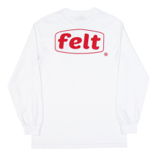 <img class='new_mark_img1' src='https://img.shop-pro.jp/img/new/icons47.gif' style='border:none;display:inline;margin:0px;padding:0px;width:auto;' />WHITE WORK LOGO LONGSLEEVE SHIRT