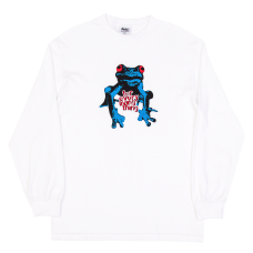 <img class='new_mark_img1' src='https://img.shop-pro.jp/img/new/icons5.gif' style='border:none;display:inline;margin:0px;padding:0px;width:auto;' />WHITE COQUI LONGSLEEVE SHIRT