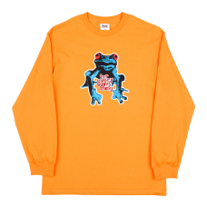 <img class='new_mark_img1' src='https://img.shop-pro.jp/img/new/icons5.gif' style='border:none;display:inline;margin:0px;padding:0px;width:auto;' />ORANGE COQUI LONGSLEEVE SHIRT