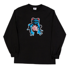 <img class='new_mark_img1' src='https://img.shop-pro.jp/img/new/icons5.gif' style='border:none;display:inline;margin:0px;padding:0px;width:auto;' />BLACK COQUI LONGSLEEVE SHIRT