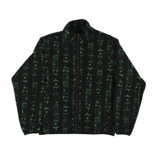 <img class='new_mark_img1' src='https://img.shop-pro.jp/img/new/icons5.gif' style='border:none;display:inline;margin:0px;padding:0px;width:auto;' />VERT FLEECE - BLACK/GREEN