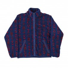 <img class='new_mark_img1' src='https://img.shop-pro.jp/img/new/icons5.gif' style='border:none;display:inline;margin:0px;padding:0px;width:auto;' />VERT FLEECE - NAVY/RED