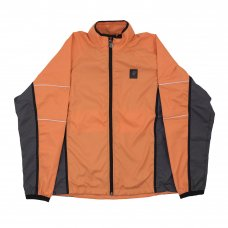 <img class='new_mark_img1' src='https://img.shop-pro.jp/img/new/icons5.gif' style='border:none;display:inline;margin:0px;padding:0px;width:auto;' />HIGH PERFORMANCE WINDBREAKER - ORANGE