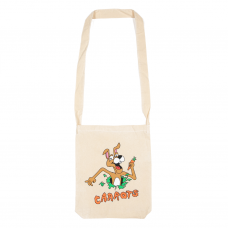 HOP OUT TOTE BAG - NATURAL