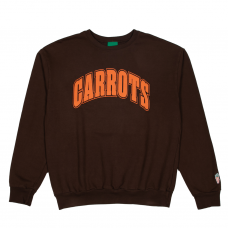 <img class='new_mark_img1' src='https://img.shop-pro.jp/img/new/icons5.gif' style='border:none;display:inline;margin:0px;padding:0px;width:auto;' />COLLEGIATE CREWNECK - BROWN