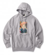 <img class='new_mark_img1' src='https://img.shop-pro.jp/img/new/icons5.gif' style='border:none;display:inline;margin:0px;padding:0px;width:auto;' />FTC x CHUCKY FRIEND HOODY - GRAY