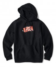 <img class='new_mark_img1' src='https://img.shop-pro.jp/img/new/icons5.gif' style='border:none;display:inline;margin:0px;padding:0px;width:auto;' />FTC x BUTTER GOODS STACK LOGO PULLOVER HOODY - BLACK