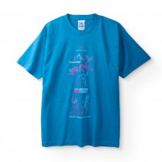 <img class='new_mark_img1' src='https://img.shop-pro.jp/img/new/icons5.gif' style='border:none;display:inline;margin:0px;padding:0px;width:auto;' />CURB CREW TEE - TURQUOISE