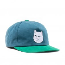 LOSING MY MIND STRAPBACK - SAGE/BLUE
