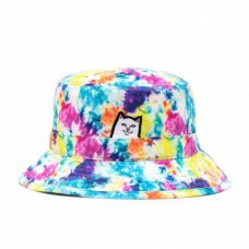 LORD NERMAL BUCKET HAT - TIE DYE