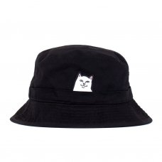<img class='new_mark_img1' src='https://img.shop-pro.jp/img/new/icons5.gif' style='border:none;display:inline;margin:0px;padding:0px;width:auto;' />LORD NERMAL BUCKET HAT - BLACK