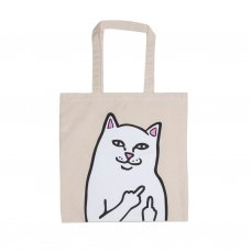 OG LORD NERMAL TOTE BAG - NATURAL CANVAS