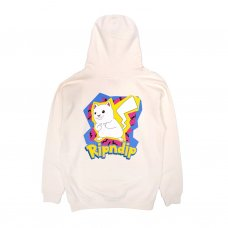 CATCH EM ALL HOODIE - TAN
