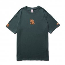 HANDSTYLE LOGO S/S TEE - MILITARY GREEN