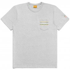 <img class='new_mark_img1' src='https://img.shop-pro.jp/img/new/icons5.gif' style='border:none;display:inline;margin:0px;padding:0px;width:auto;' />CARROTS RUGBY POCKET TEE - ATHLETIC HEATHER