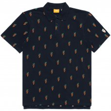 <img class='new_mark_img1' src='https://img.shop-pro.jp/img/new/icons5.gif' style='border:none;display:inline;margin:0px;padding:0px;width:auto;' />ALL OVER CARROT POLO - NAVY