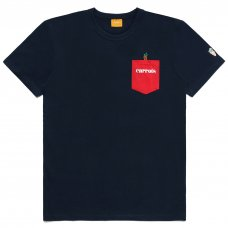 <img class='new_mark_img1' src='https://img.shop-pro.jp/img/new/icons5.gif' style='border:none;display:inline;margin:0px;padding:0px;width:auto;' />CARROTS SERVADIO POCKET TEE - NAVY