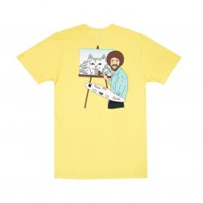 <img class='new_mark_img1' src='https://img.shop-pro.jp/img/new/icons5.gif' style='border:none;display:inline;margin:0px;padding:0px;width:auto;' />BEAUTIFUL MOUNTAIN TEE - BANANA