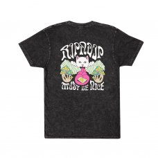 <img class='new_mark_img1' src='https://img.shop-pro.jp/img/new/icons5.gif' style='border:none;display:inline;margin:0px;padding:0px;width:auto;' />ONE MORE TAB TEE - GREY MINERAL WASH