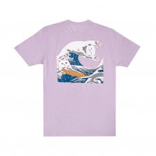 <img class='new_mark_img1' src='https://img.shop-pro.jp/img/new/icons5.gif' style='border:none;display:inline;margin:0px;padding:0px;width:auto;' />THE GREAT WAVE OF NERM TEE - LAVENDER