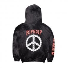 <img class='new_mark_img1' src='https://img.shop-pro.jp/img/new/icons5.gif' style='border:none;display:inline;margin:0px;padding:0px;width:auto;' />EXPRESSIONS HOODIE - BLACK LIGHTNING