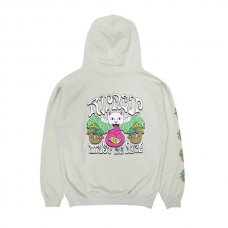 <img class='new_mark_img1' src='https://img.shop-pro.jp/img/new/icons5.gif' style='border:none;display:inline;margin:0px;padding:0px;width:auto;' />ONE MORE TAP HOODIE - SAGE