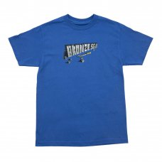 <img class='new_mark_img1' src='https://img.shop-pro.jp/img/new/icons5.gif' style='border:none;display:inline;margin:0px;padding:0px;width:auto;' />(BRONZE56K) CHISEL TEE - ROYAL BLUE