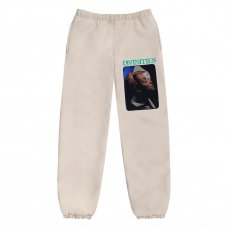 (DIVINITIES) SOLDIER OF LOVE SWEATPANTS - NATURAL