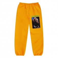 SOLDIER OF LOVE SWEATPANTS - GOLD