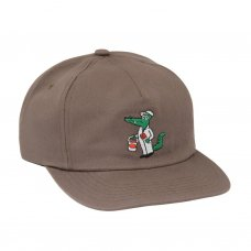 GATOR THE PAINTER HAT - SMOKY BROWN