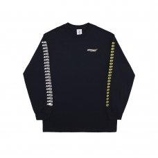 (Alltimers) COUNT IT UP L/S TEE - NAVY